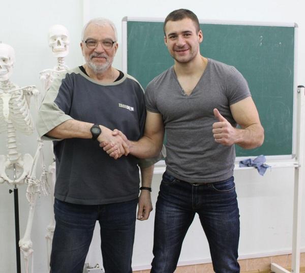 Остапенко и Динулов