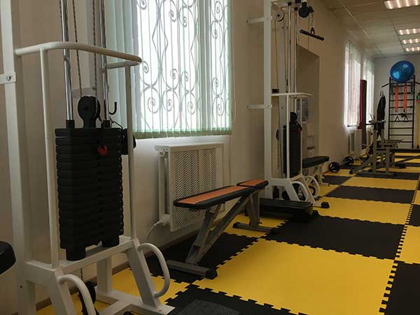 Фитнес клуб «FIZRA»